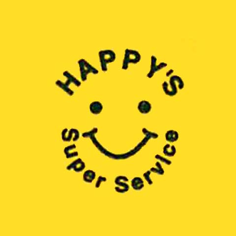 Happy's Super Service Convenience Store - Towing - Spring Valley, IL - Logo