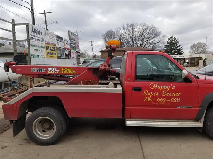 Happy's Super Service Convenience Store - Towing - Spring Valley, IL - Thumb 13