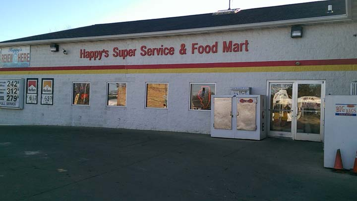 Happy's Super Service Convenience Store - Towing - Spring Valley, IL - Thumb 5